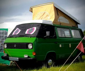 Vanagon Screen Wrap Rocky Eyes