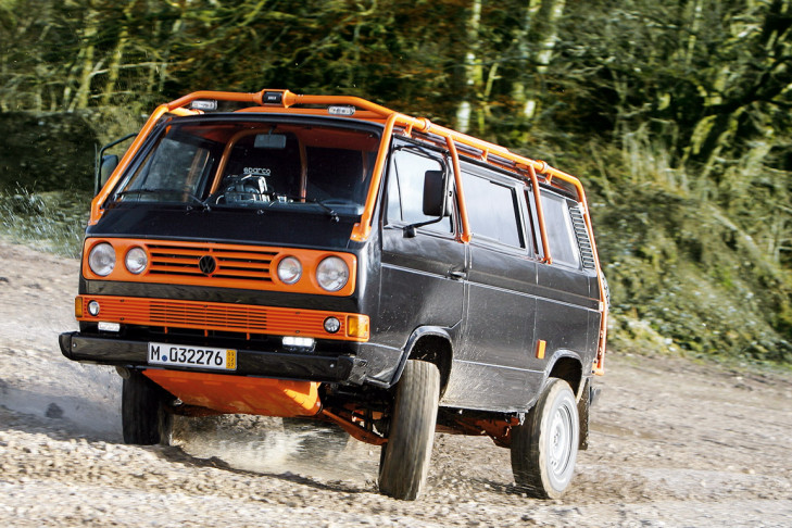 Exterior Roll Bars And More Vanagon Hacks Amp Mods
