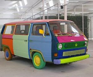 The Romper Room Vanagon