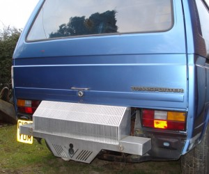 Rover V8 powered Vanagon