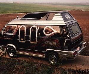 The Crazy Seventies Vanagon