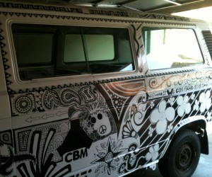 The Sharpie Vanagon