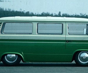 "Air Cooled Vanagon ""Shorty"""