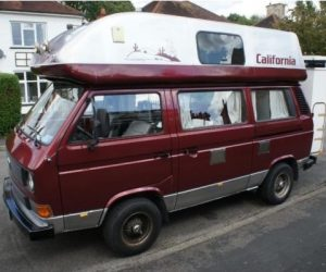 VW T25 super high top
