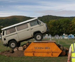 Can you do this in your Vanagon?