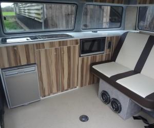 Evolution Campervan Interiors