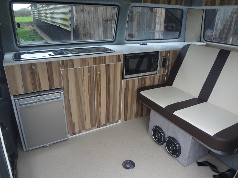 Evolution Campervan Interiors Vanagon Hacks Amp Mods