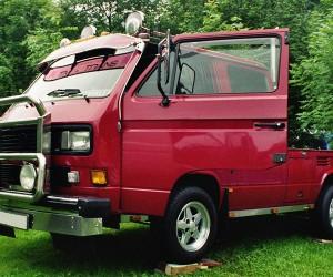 T3 Transporter Semi-Truck