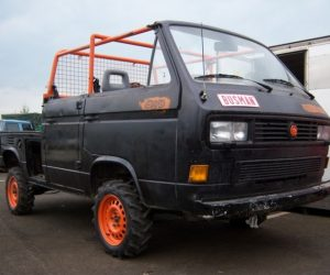 The Busman T3 Doka