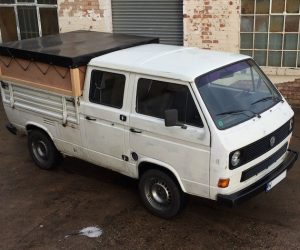 1991 diesel Doka with front double bed