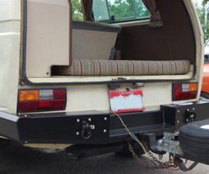Twin Peaks Rear Bumper
