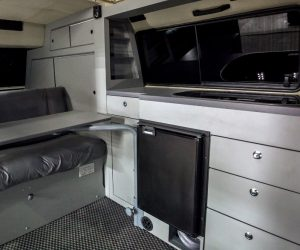 The Ultimate Vanagon Interior