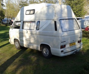 Ultra high top Vanagon T3