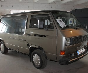 The Vanagon Hearse