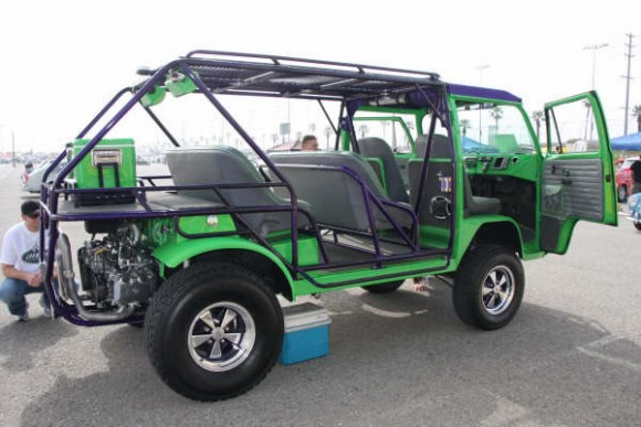 The Vanagon Buggy