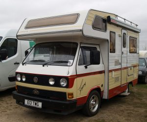 Another Vanagon RV