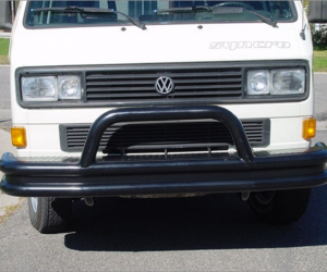 Custom Vanagon Bumper Options