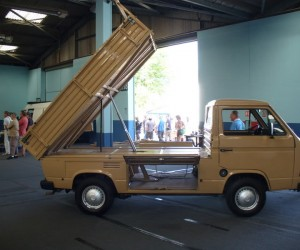 Another Vanagon dump truck