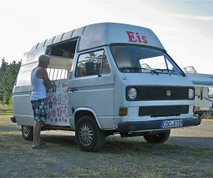 Vanagon Ice Cream Truck