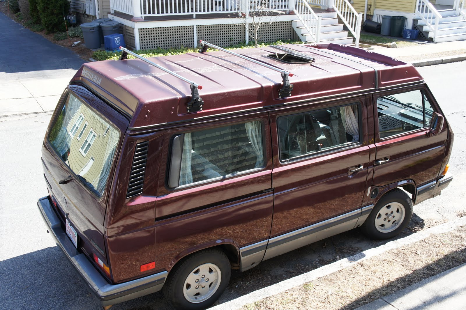 Roof Rack Choices For Vanagons Vanagon Hacks Amp Mods