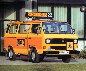 Vanagon School Bus