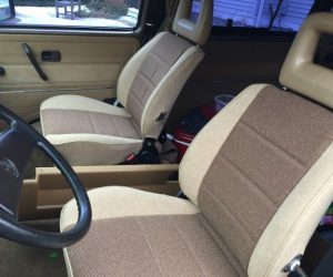 This is how you redo Vanagon upholstery