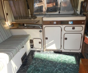 Marble flooring upgrade