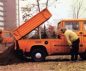 VW dump truck?