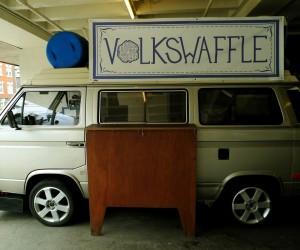 Volkswaffle Vanagon food truck