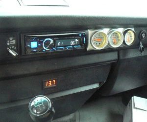 More Vanagon gauges placement ideas