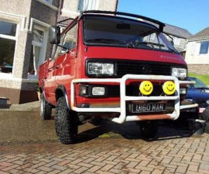 Double cab Syncro Doka looking great