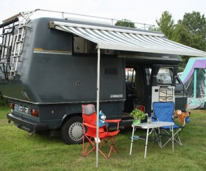 The VW T3 Lyding ROG2 Camper