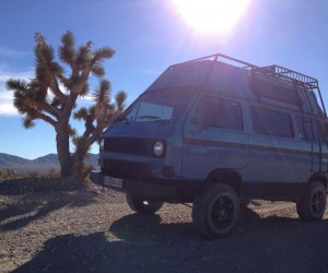 Camping Westy Style