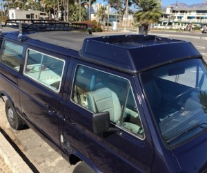 Rag top Vanagon Westy?