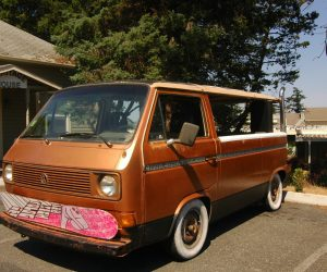Windowless Vanagon
