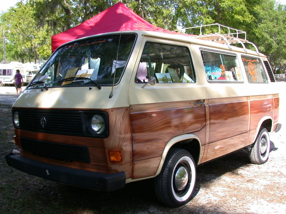 Wood Grain Paint Job Vanagon Hacks Amp Mods Vanagonhacks Com