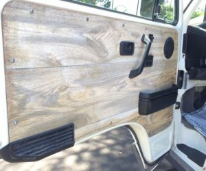 More wood door panels