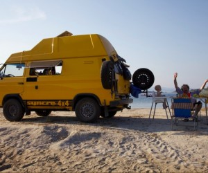 Yellow Syncro