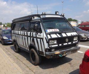 The Zebrabus